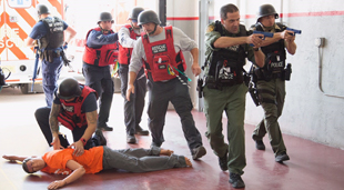 The Gordon Center trains Florida Keys' first responders in new techniques for Active Shooter Hostile Events