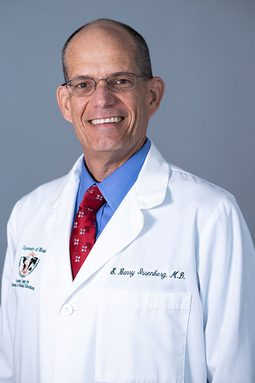 Barry Issenberg, MD