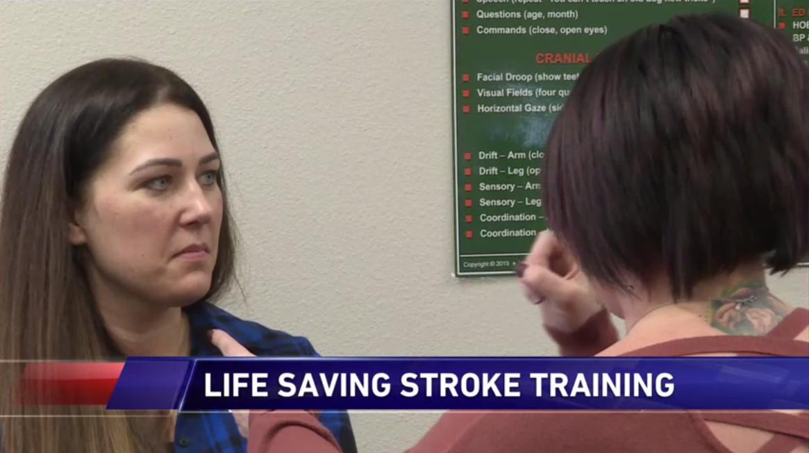Gordon Center brings life-saving stroke training to North Dakota